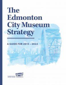 Edmonton City Museum Strategy